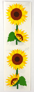 Mrs Grossman's Stickers Sunflowers 1994