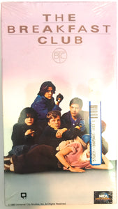 The Breakfast Club on VHS