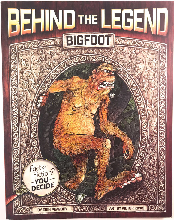 Behind the Legend Bigfoot