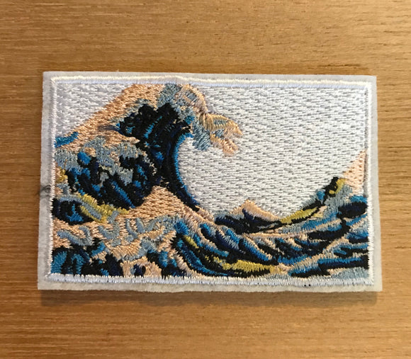 Wave Patch
