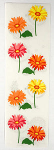 Mrs. Grossman's Stickers Flowers 1995