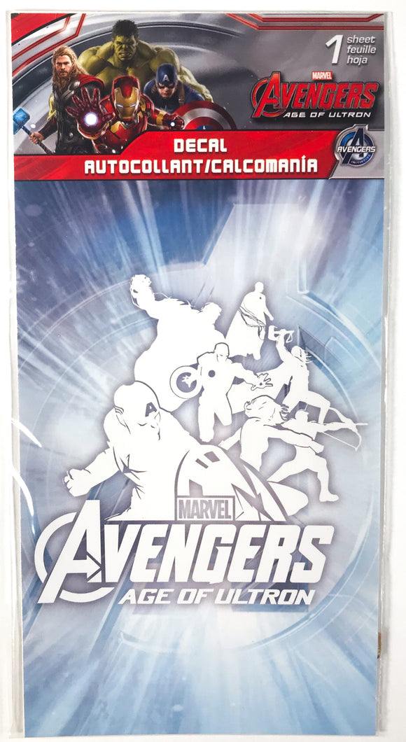 Avengers Age of Ultron Decal