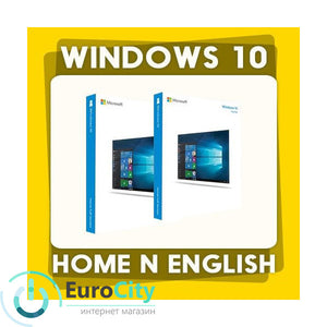 GENUINE WINDOWS 10 HOME-N 32 / 64-BIT (DIGITAL LICENSE) INSTANT DELIVERY (LIFETIME)