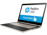 "HP PAVILION BA114DX | INTEL CORE i5(8TH GEN) | 8GB RAM | 128GB SSD+1TB HDD | I4"" DISPLAY X360 