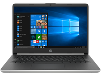 HP Notebook 14-DQ1039WM | INTEL CORE i5 (10 GEN) | 8GB RAM | 256GB SSD | 16 GB Intel® Optane™ Memory | 14 HD DISPLAY | SILVER | WIN 10