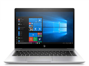 "HP ELITEBOOK 840 G5 | INTEL CORE i5(8THGEN) | 8GB RAM | 256GB SSD | 14"" FHD DISPLAY 
