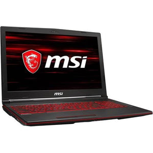 MSI GL63 GAMING LAPTOP | INTEL CORE i7(8TH GEN) | 8GB RAM | 1TB HDD+128GB SSD | 15.6 FHD DISPLAY | 4GB NVIDIA GEFORCE GTX 1050 | WIN 10