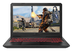 ASUS TUF FX504GE-EN224T | GAMING LAPTOP | INTEL CORE i7(8TH GEN) | 8GB RAM | 1TB HDD+128GB SSD | 4GB NVIDIA 1050TI GRAPHIC | WIN 10