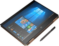 HP SPECTRE 13-AP0013DX | INTEL CORE i7(8TH GEN) | 8GB RAM | 256 SSD | 13.3 FHD DISPLAY | TOUCHSCREEN | X360 | STYLUS PEN | WIN 10