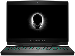 ALIENWARE AREA 51M | INTEL CORE i7(9TH GEN) | 16GB RAM | 1TB HDD+256GB SSD | 8GB NVIDIA  GeForce RTX  2080G DDR6 | 17.3 FULL HD DISPLAY | WIN 10 | BLACK