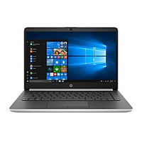 HP Notebook 14-CF0051OD | INTEL CORE i5 (8TH GEN) | 8GB RAM | 256GB SSD | 14.1 DISPLAY | WIN 10 | SILVER