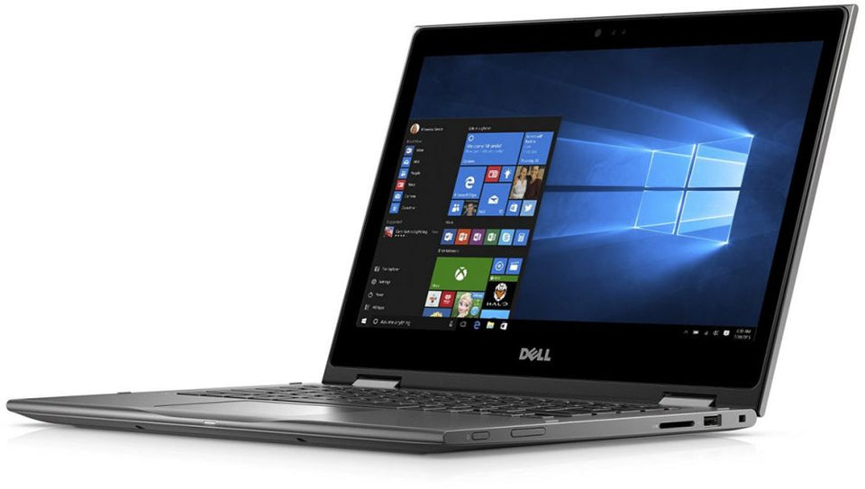 Dell Inspiron 5379 2-in-1 Laptop | Intel Core i7(8thGen) | 256GB SSD | 8GB Ram | 13.3-Inch FHD Touch | Windows 10 , Silver