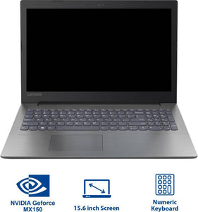 Lenovo Ideapad 330 | Intel Core i5(8Gen) | 8Gb Ram | 1Tb Hdd | 2Gb GDDR5 NVIDIA Geforce MX150 | Laptop (15.6 inch Onyx Black)