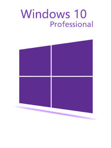 GENUINE  Windows 10 Professional 32 / 64-Bit  (DIGITAL LICENSE) INSTANT DELIVERY (LIFETIME)