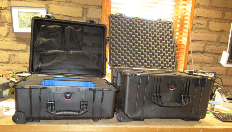 MissionLINK Pelican case
