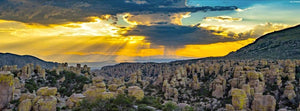 Chiricahua, Doz Cabeza, Dragoon Mountains & Sulphur Springs Valley in south eastern Arizona CAM