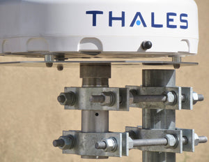 Thales MissionLINK 350 antenna mount