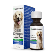 Load image into Gallery viewer, Green Roads CBD Drops for Dogs
