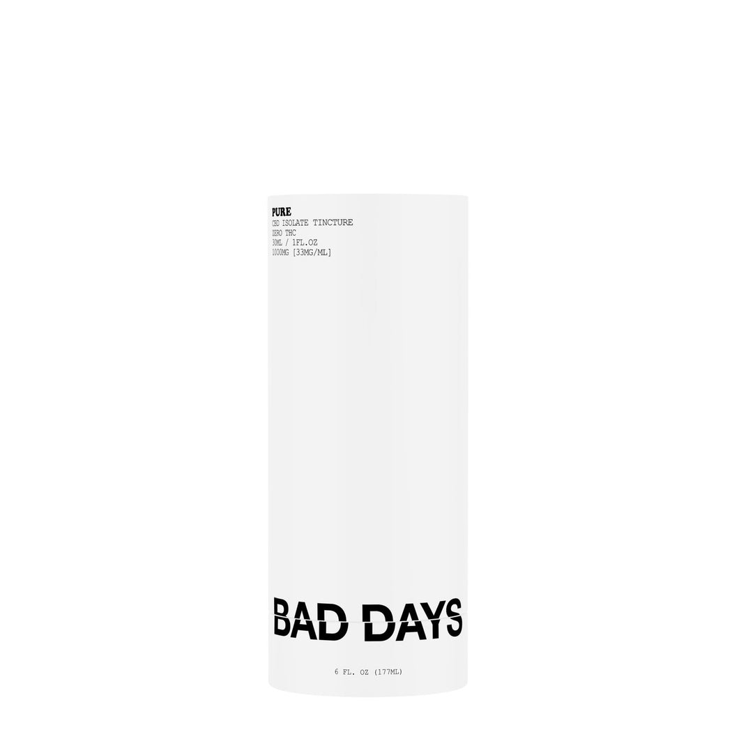 Bad Days Pure Tincture - 500mg
