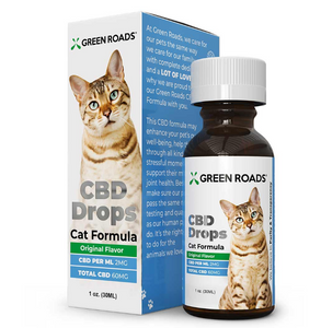 Green Roads CBD for Cats