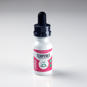 Green Roads Strawberry AK Terpenes