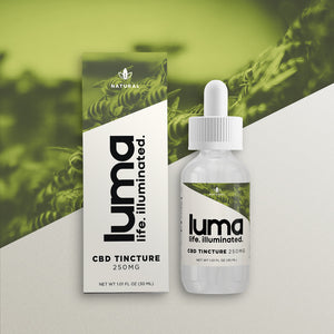 CBD Tincture 250 MG - Natural