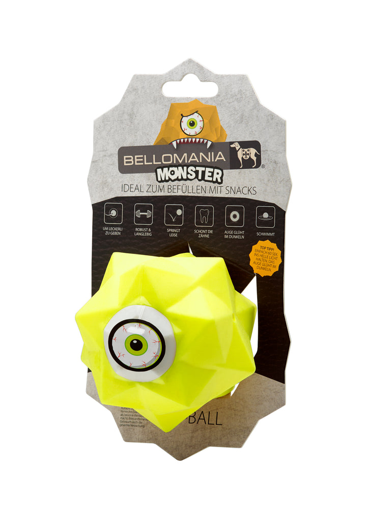 Monster Fun Ball Neon Gelb