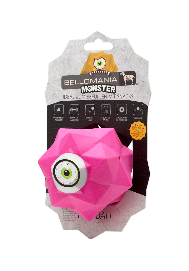 Monster Fun Ball Pink
