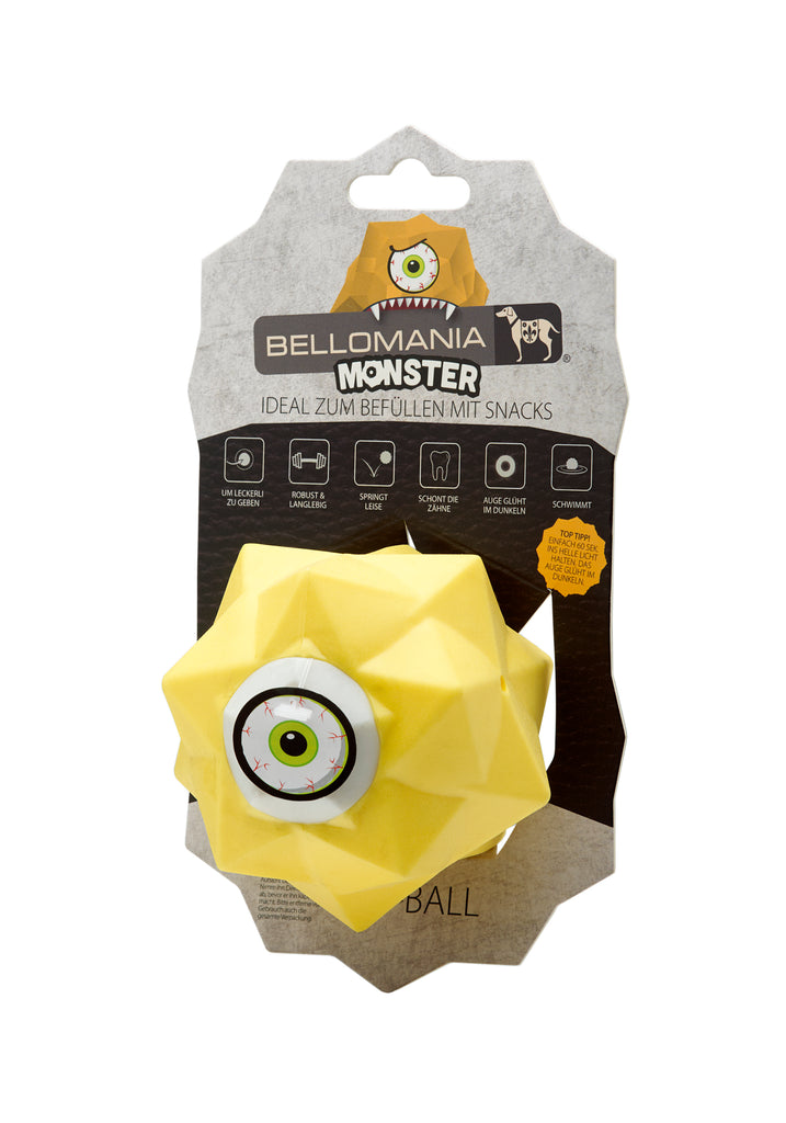 Monster Fun Ball Gelb
