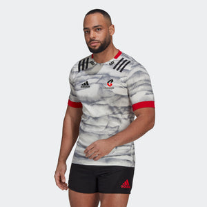 Crusaders 2021 Away Jersey