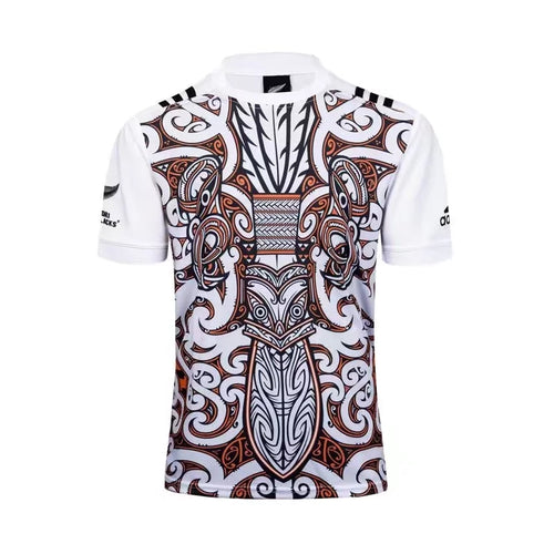All Blacks Maori Warrior Shirt
