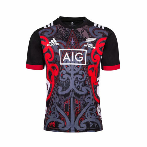 All Blacks Maori Performance T-Shirt
