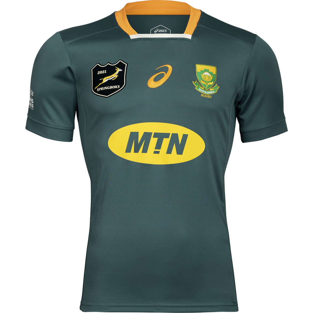 South Africa 2021 Home Jersey