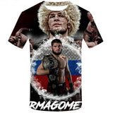 3D The Eagle UFC Unbeaten Champion