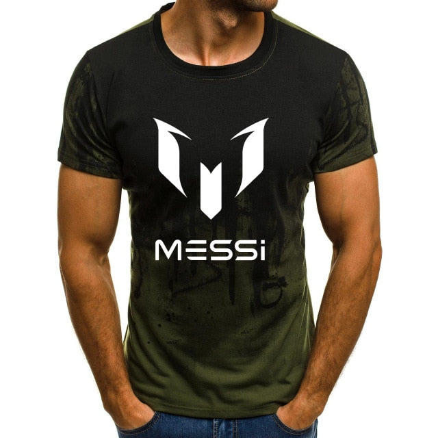 Male MESSI T-Shirts