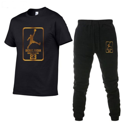 JORDAN T-Shirt+Trousers