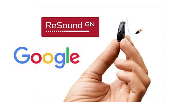 Move over iPhone- Google Announce Partnership With GN ReSound