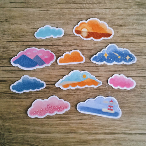 Skyscapes Stickers