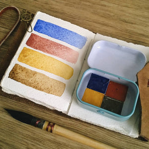 Handmade Watercolor Basic Set