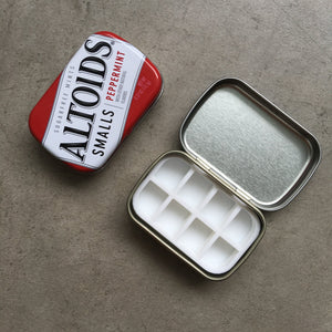 Altoids Smalls Travel palette