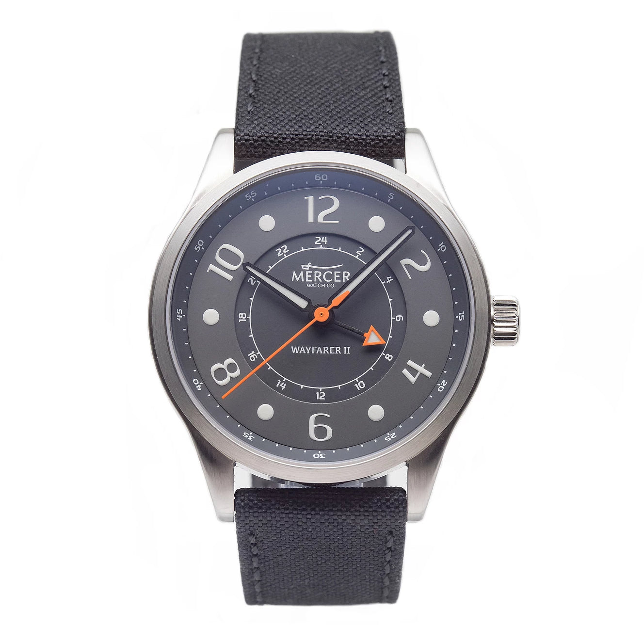 Wayfarer II GMT - gray