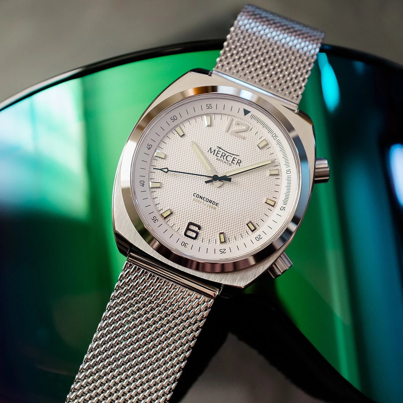 Stainless steel Milanese