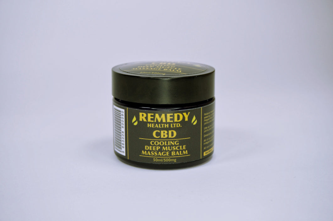 Cooling CBD Muscle Balm 500mg