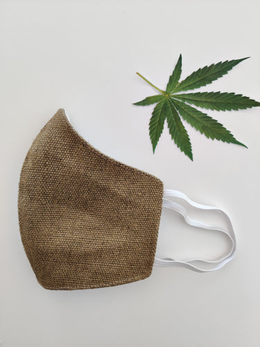 Hemp Reusable Face Masks