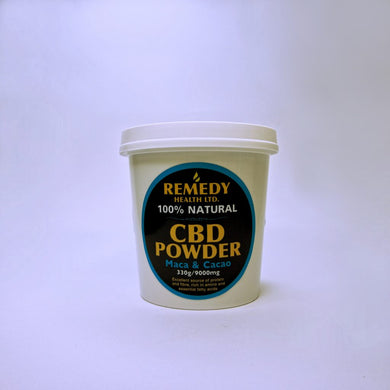 CBD Powder - Maca and Cacao