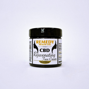 CBD Rejuvenating Face Cream 55ml / 500mg