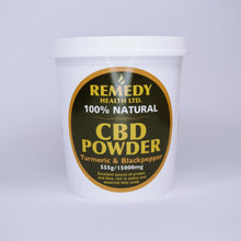 Load image into Gallery viewer, CBD Powder - Turmeric and Black Pepper
