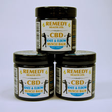 Load image into Gallery viewer, Knee and Elbow CBD Balm 600mg