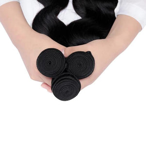 Peruvian Body Wave - 3 Bundles - Fa fashion