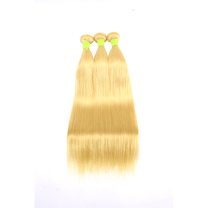 10A Shun Fa - Russian Blonde hair Straight - Fa fashion